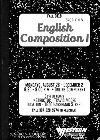 English Composition I