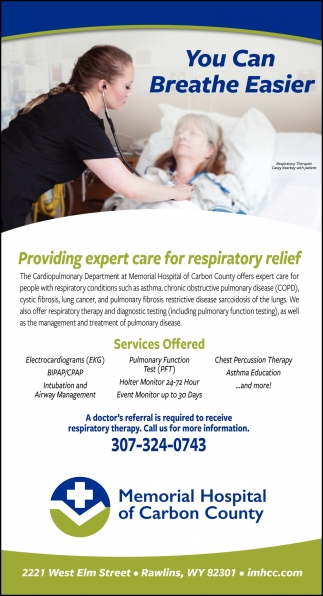 Providing Expert Care for Respiratory Relief
