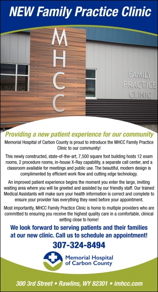 New Family Practice Clinic
