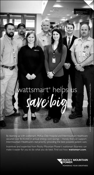Wattsmart Help Us Save Big
