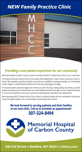 Providing a New Patient Experience