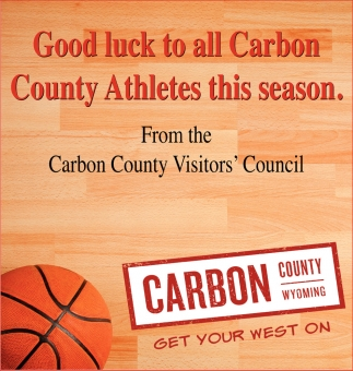 Good Luck to all Carbon County Athletes this Season