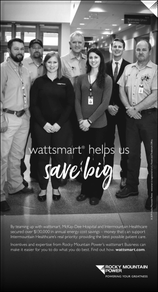 Wattsmart Help Us Save Big