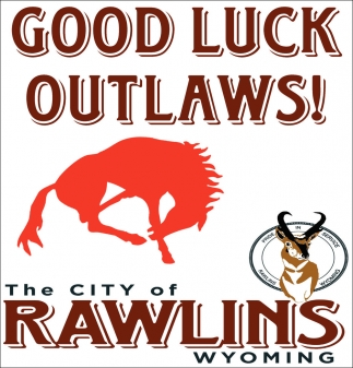 Good Luck Outlaws!