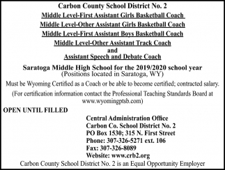 Girls Basketball Coach