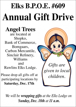 Annual Gift Drive