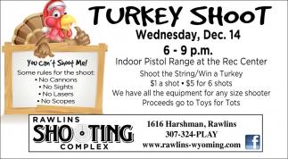 Turkey Shoot!