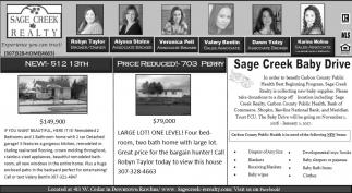 Sage Creek Realty