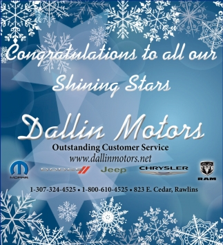 Congratulations to all our Shining Stars