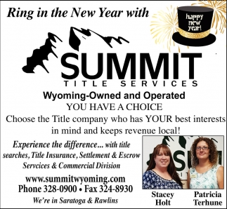 Ring in the New Year with Summit Tile Services