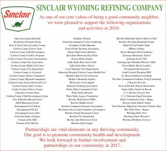 Wyoming Refining Company