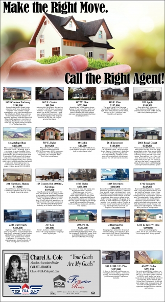 Make the Right Move. Call the Right Agent!