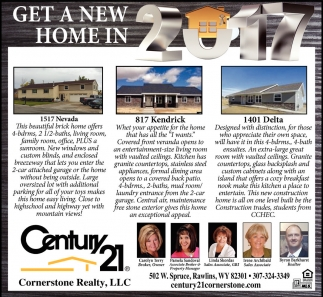 Get a New Home in 2017