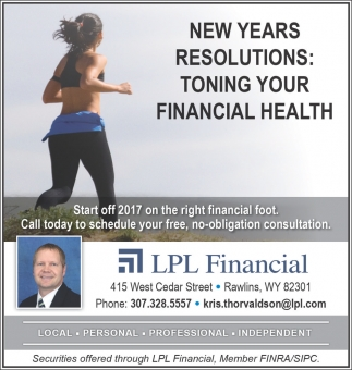 New Years Resolutions: Toning your financial health