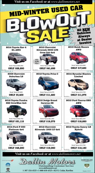 Used Car Dealers Buffalo Wy