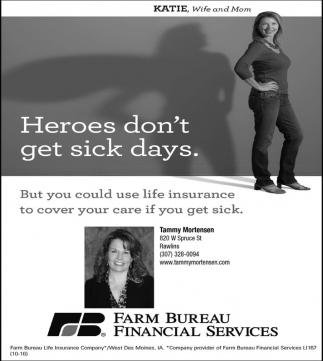 Heroes don't get sicks days