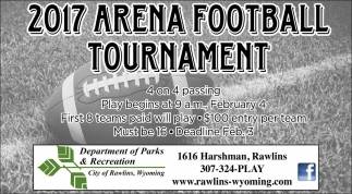 2017 Arena Football Tournament