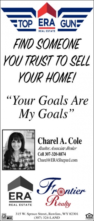 Find Someone You Trust to Sell Your Home!