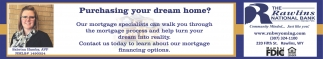 Purchasing your dream home?