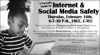 A Parent's Guide to Internet and Social Media Safety