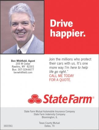 Drive Happier