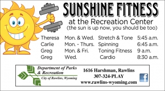 Sunshine Fitness