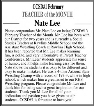 Nate Lee