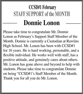 Donnie Lonon