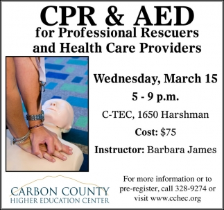 CPR and AED for Professional Rescuers