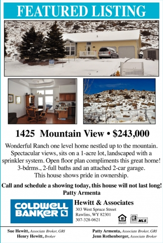 Featured Listing!