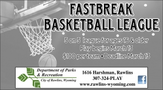 Fastbreak Basketball League