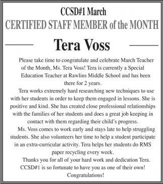 Tera Voss