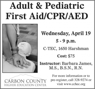 Adult and pediatría First Aid/CPR/AED