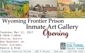 Inmate Art Gallery