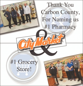 #1 Grocery Store!